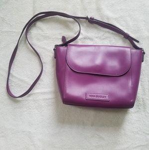 Purple Vera Bradley Purse